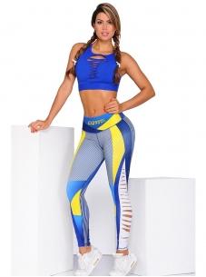 Outfits Fitness De Dama