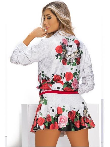 Vestido De Ejercicio Para Dama