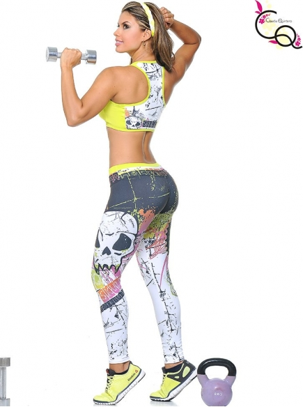 Outfits Fitness Para Mujer