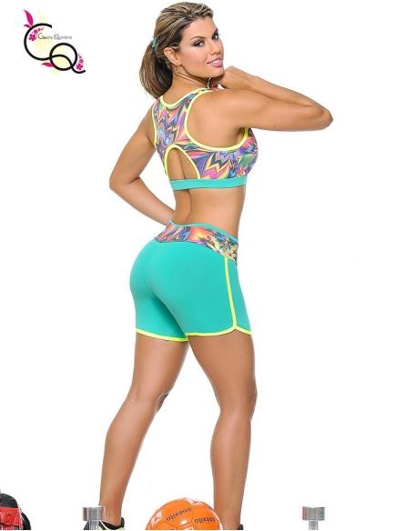 Outfits Atléticos de Short