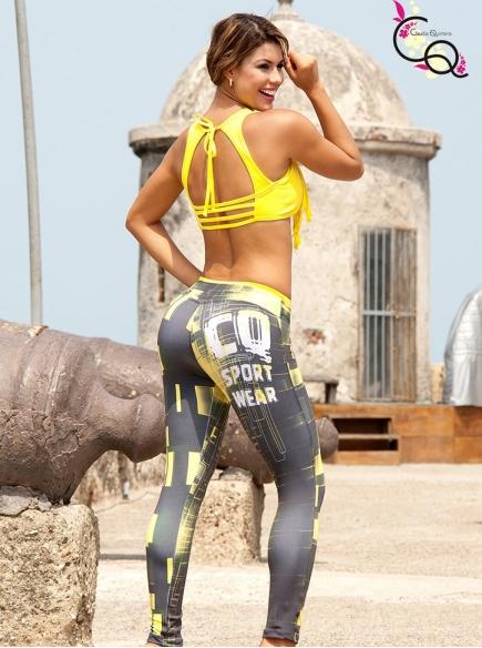 Outfits Deportivos Femeninos