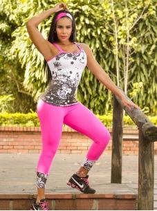 Ropa Fitness De Dama