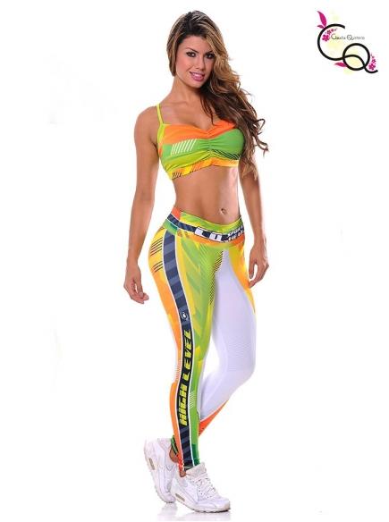 Outfit Deportivo Para Dama