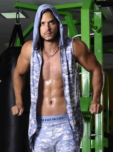 Chaleco Fitness Para Hombre