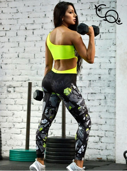 Trajes Fitness Para El Gimnasio