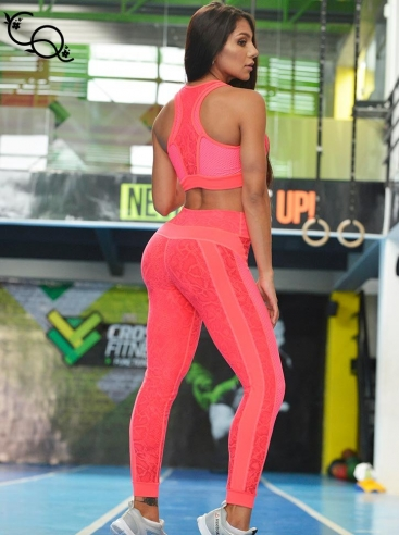 Top Deportivo Y Leggins