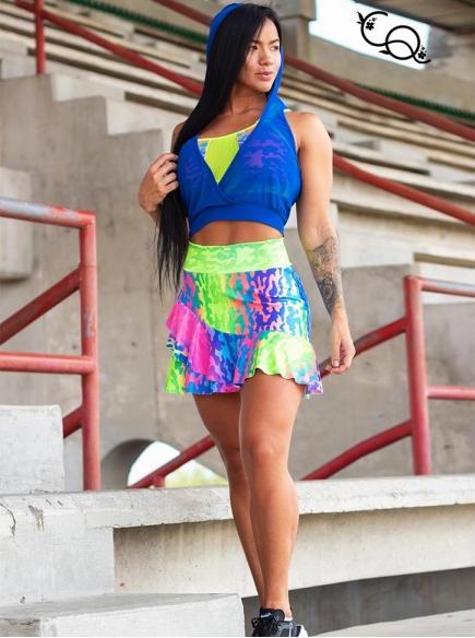 Outfits de Mujer Para El Gimnasio B