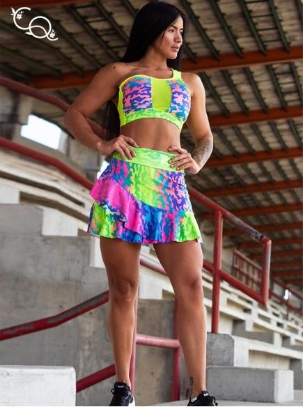 Outfits de Mujer Para El Gimnasio