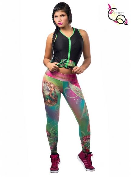 Outfit De Entrenamiento Femenino